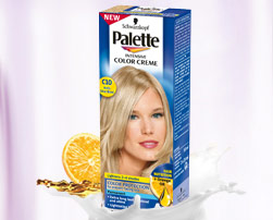 Palette Intensive Color Creme C10 – Platynowy blond