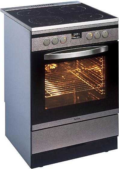 Amica 606CE3 440TkYKDpHaOg(Sr)  Kuchnia wolnostojąca  Opinie e commerce pl   -> Kuchnia Amica Super Line Instrukcja