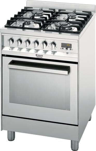 Hotpoint Ariston CP65SFA HA  Kuchnia wolnostojąca