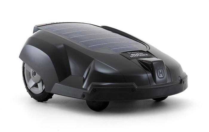 husqvarna automower solar hybrid kosiarka automatyczna. Black Bedroom Furniture Sets. Home Design Ideas