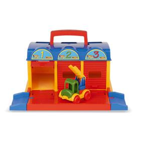 Wader Garaż Kid Car 3box Samochody I Inne Pojazdy Opiniee