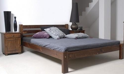 Magnat łóżko Azja 160 Orzech Ciemny Sypialnia Opiniee