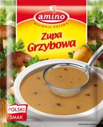 Amino Zupa Grzybowa Zupy Opinie E Commerce Pl Amino Zupa Grzybowa
